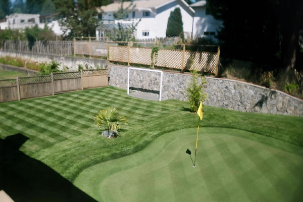 Backyard Putting Green Designs unique putting green Welcome To Kinipela Backyard Putting Green Html Gallery